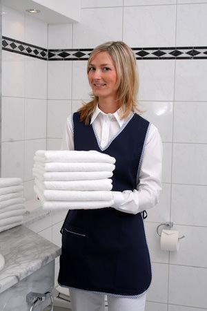 Wäscherei Hotellerie